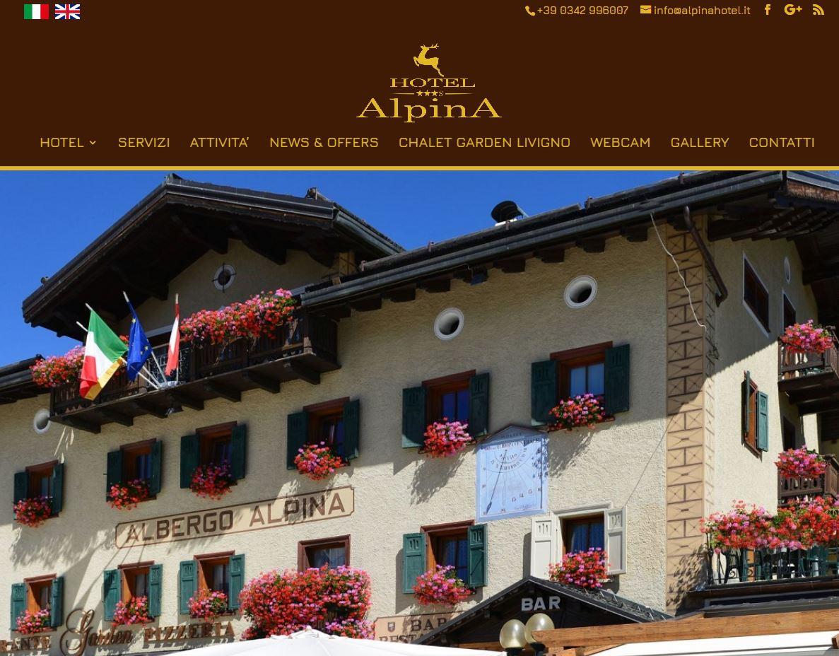 Hotel a Livigno