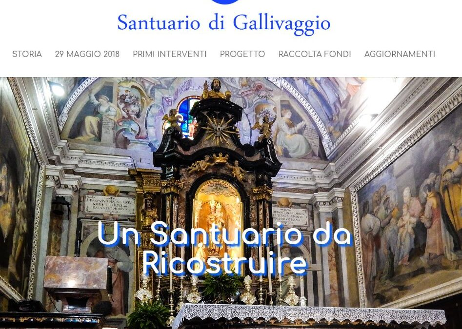 SANTUARIO DI GALLIVAGGIO