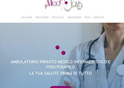 Realizzazione sito per Studio Medico