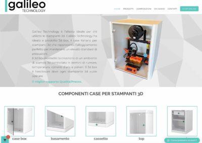 Realizzazione Ecommerce 3D
